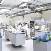 come organizzare lavanderia industriale