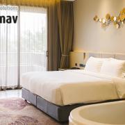consumo energetico hotel